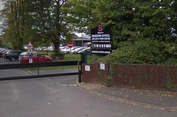 Mystery surrounds a move by High Down School and Sixth Form Centre