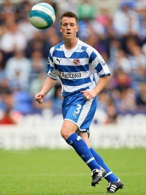 Nicky Shorey in his playing days