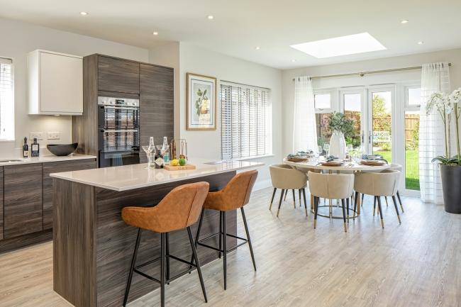 Plot 15, Dukes Meadow, Riseley, Cala Homes Thames