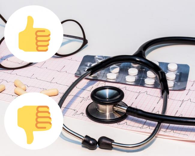 The BEST and WORST GP surgeries - as voted by patients