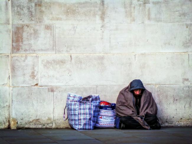Support is available for rough sleepers
