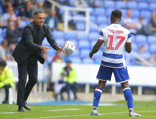 Reading FC 0:2 Charlton Athletic FC Championship. JASON DAWSON ..©Jason Dawson/JASONPIX.