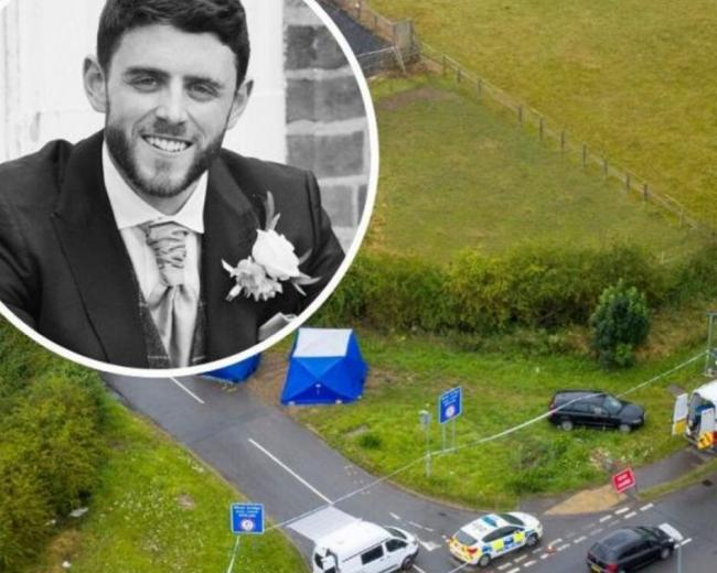 PC Andrew Harper was killed last month