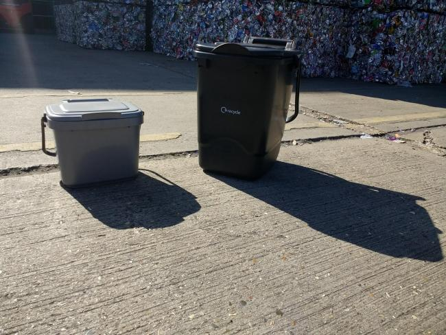 Food Waste Bins Currently Used By Wokingham Borough Council