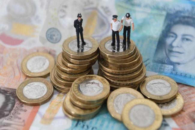 Police in Thames Valley recovered millions of pounds in criminal cash and assets last year, new figures reveal