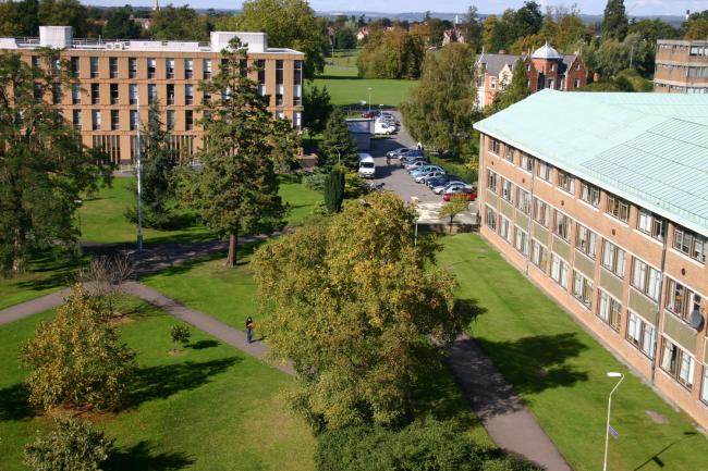 University of Reading campus