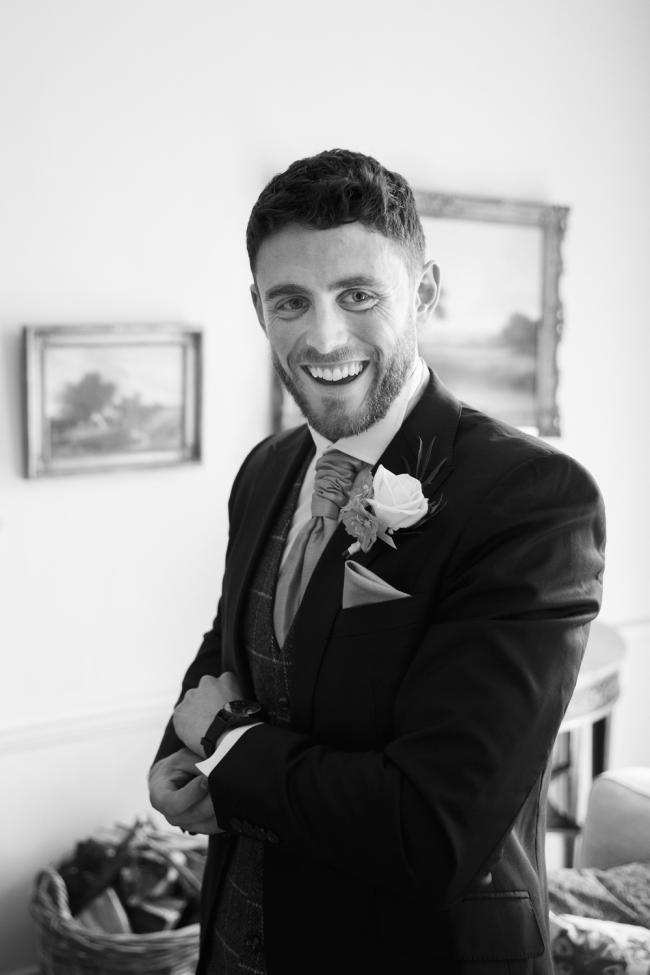 Undated family handout photo issued by Thames Valley Police of 28-year-old PC Andrew Harper on his wedding day. Pc Harper was killed responding to reports of a burglary in the Berkshire village of Bradfield Southend on August 15. Family and friends have