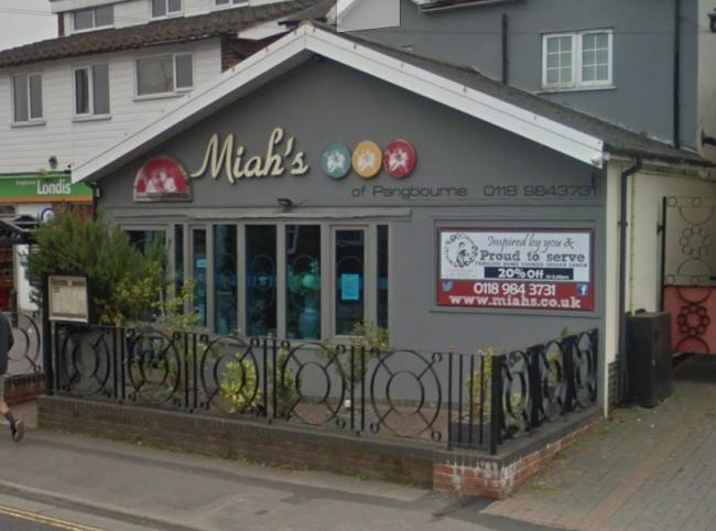 Miah's, Reading Road, Pangbourne