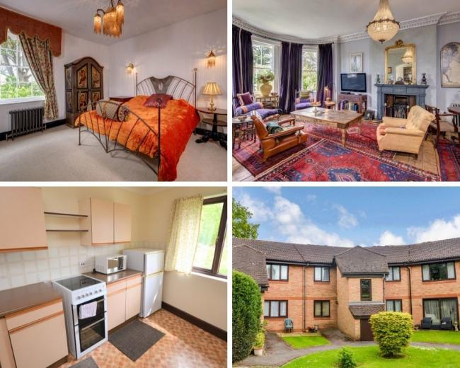 The most and least expensive houses for sale in Reading, on Zoopla