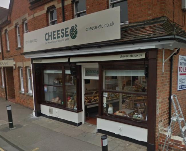 The Pangbourne Cheese Shop