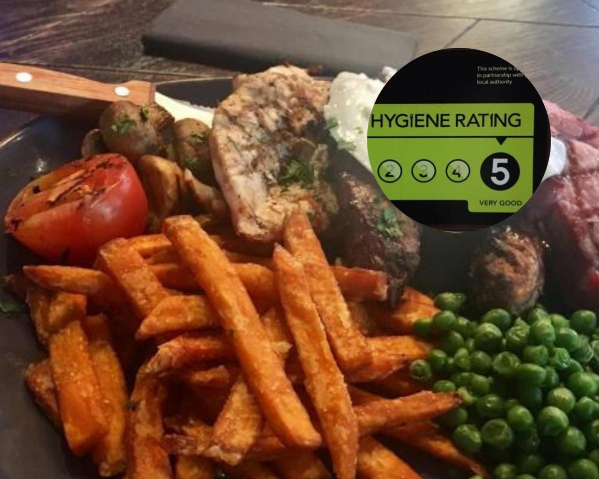 Best Reading Restaurants To Score Five Stars Food Hygiene