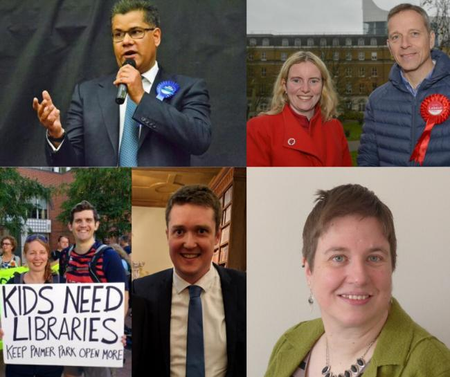 Some of the general election candidates announced so far for 2019