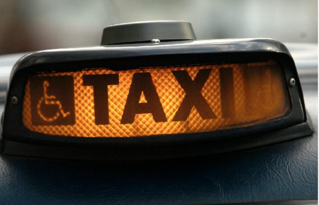 Taxis will soon have to stop idling