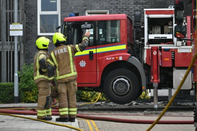 Fires claimed three lives and caused nearly 100 casualties last year in Berkshire