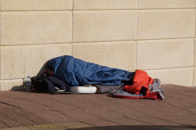 Hundreds of rough sleepers have been placed in temporary accommodation