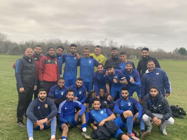 Singh Sabha reached the final of the High Wycombe Junior Challenge Cup this season after a 3-0 win against Burnham Village on Saturday.