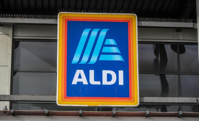 ALDI. Credit: Peter Byrne/PA Wire