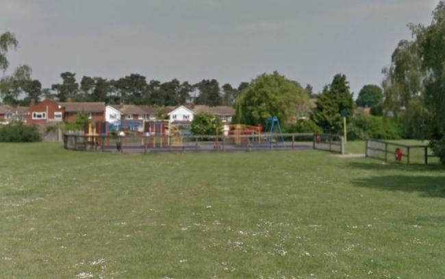 Malone Park, Woodley.