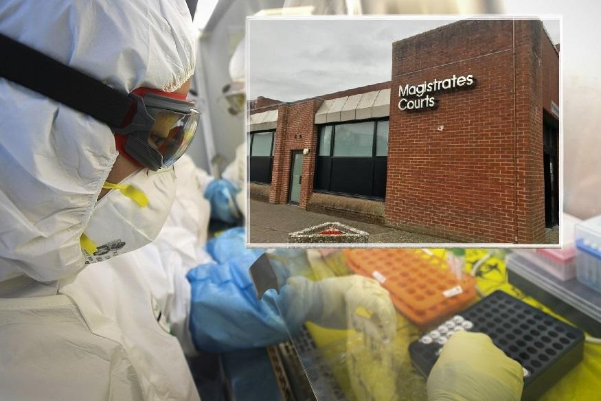 coronavirus fears in brum