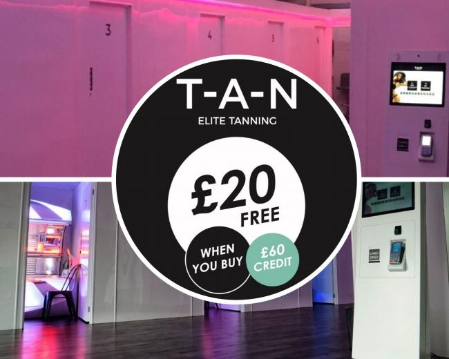 Tanning offer
