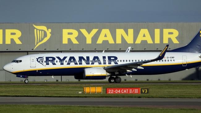 Ryanair cancels dozens of flights for October - what to do if you're affected (Archive photo)