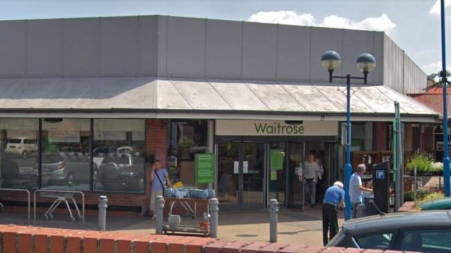 Waitrose Thatcham has been praised by locals