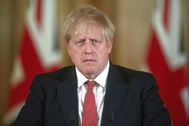 Prime Minister Boris Johnson. picture from PA Wire