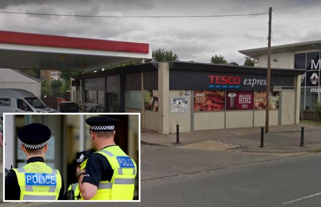 SENTENCED: Thief who armed himself with baton and stole £35 meat from Tesco