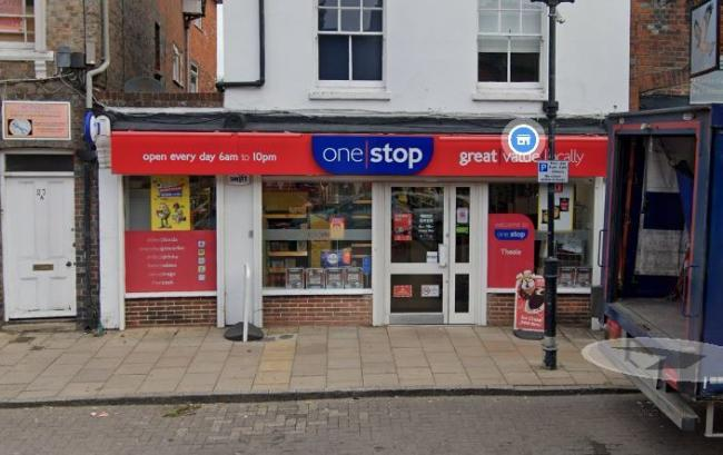 One Stop, Theale