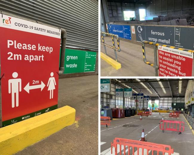 Reading recycling centre: Opening times, how to book and the rules