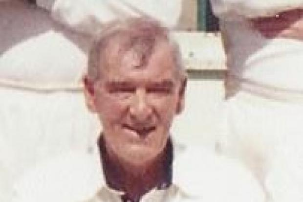 Hugely popular stalwart of the local cricket scene passes away