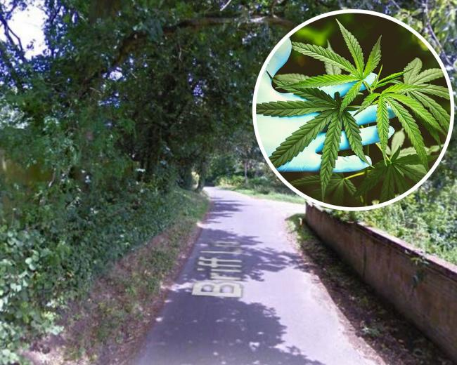 Briff Lane Google Maps