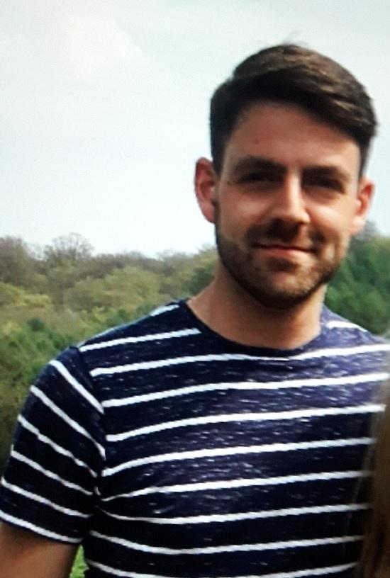 Jason was last seen at 2.30pm yesterday
