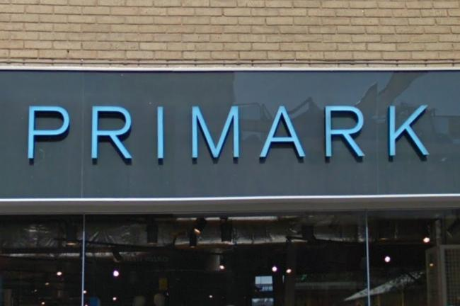 Primark updates shoppers on the strict rules and safety measures in stores. Picture: Newsquest