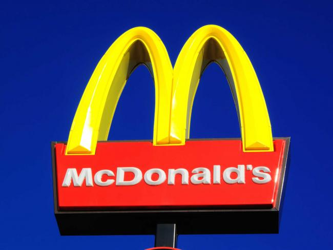 Last week McDonald's reopened 280 restaurants for walk-in customers after months of closures due to the pandemic. (Credit Shutterstock)