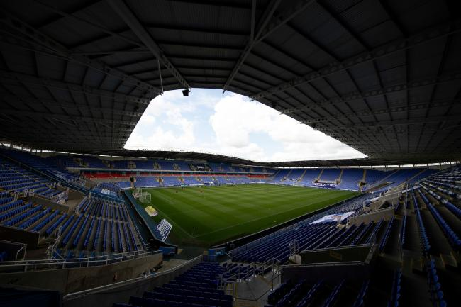The Madejski Stadium. Picture by Jason Dawson