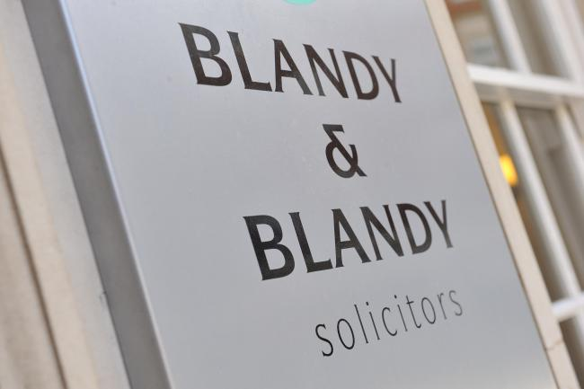 Blandy & Blandy have adopted two new local charities