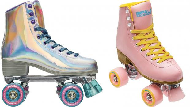 Reading Chronicle: Take part in this summer's hottest trend with these roller skates. Credit: Impala / Amazon