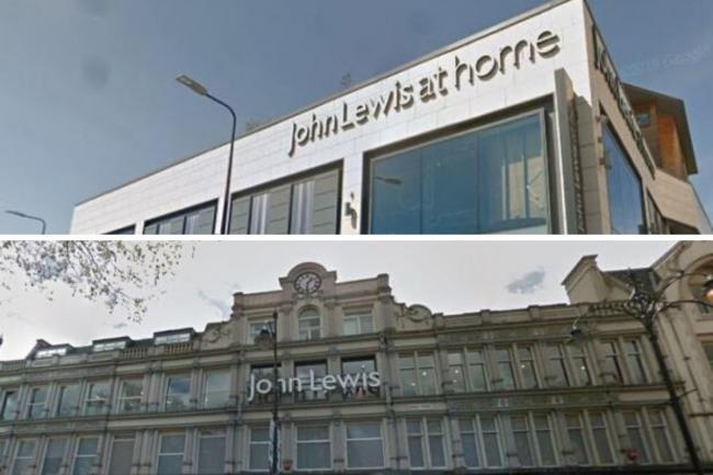 John Lewis in Newbury and Reading