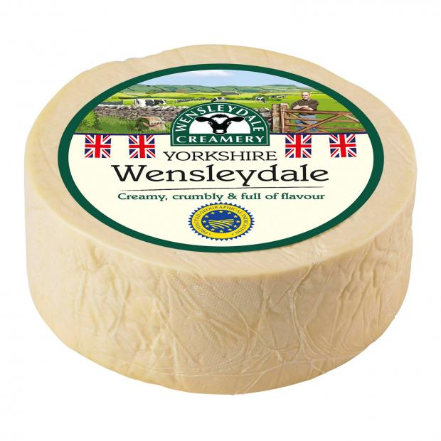 Reading Chronicle: Wensleydale cheese. Picture credit: Wensleydale Creamery