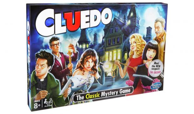 Reading Chronicle: Cluedo board game. Picture: Hasbro Gaming