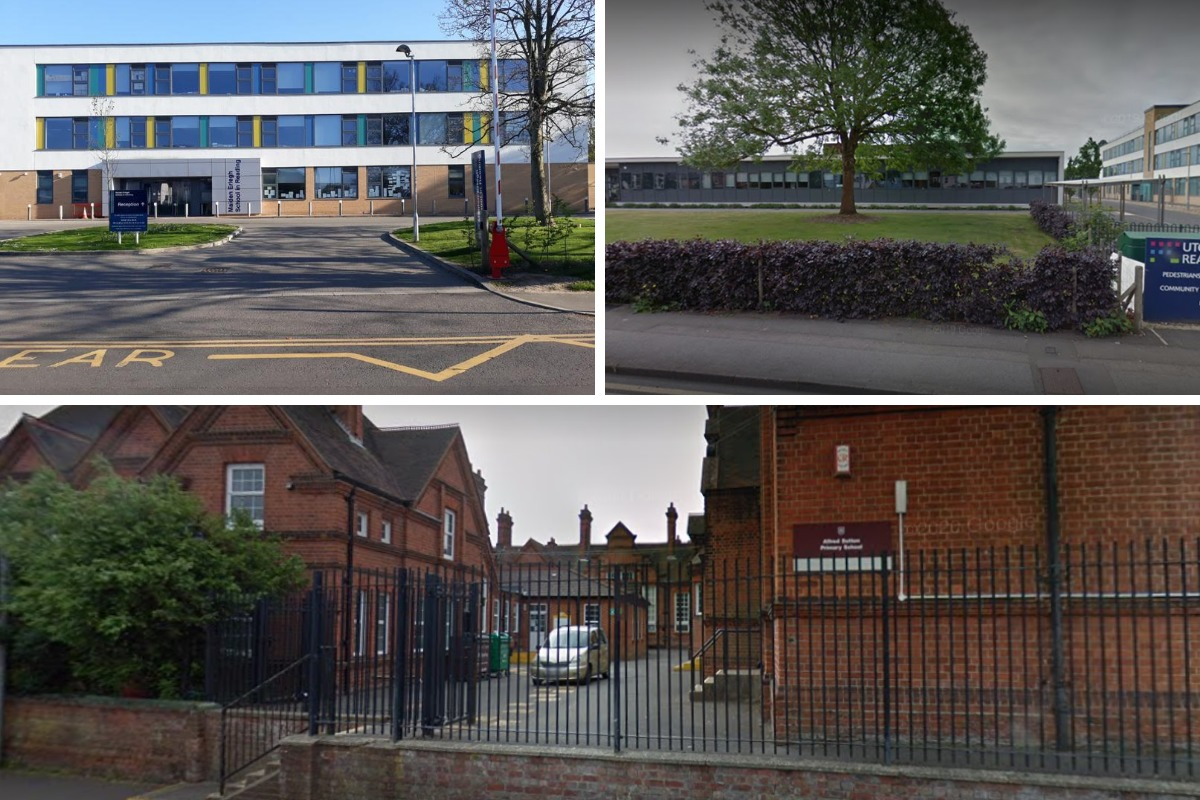 All three schools have backed plans for the a road closure at peak times