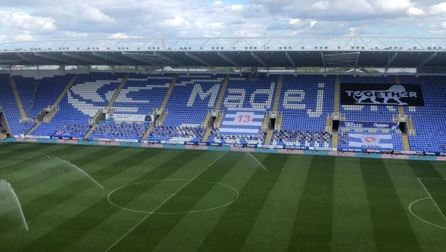 Reading FC 3-1 Colchester United - Perfect performance from Joao gives Reading win