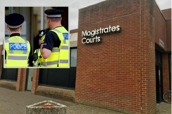 Reading Magistrates' Court