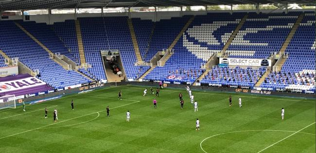 Player ratings - Reading secure fourth consecutive league win at the Madejski