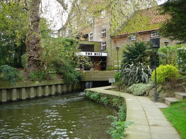 The Mill at Sonning. Pic: Kevin Wilson