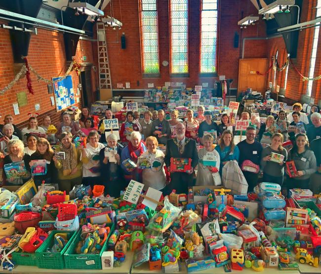 Toys and Teens Appeal 2019