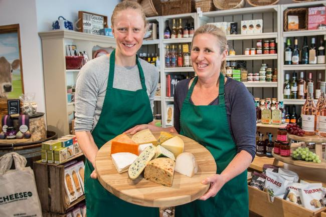 Pangbourne cheese shop in the running to be named Britain's Best Small Shop of 2020