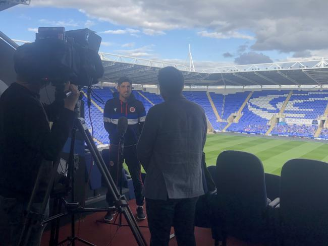 Another Reading FC game selected for TV coverage