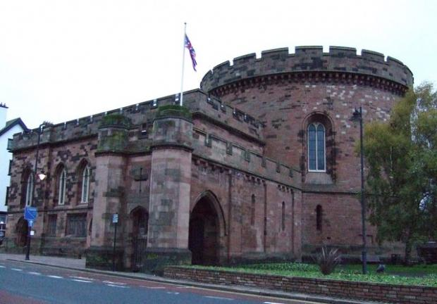 Reading Chronicle: The Citadel, Carlisle